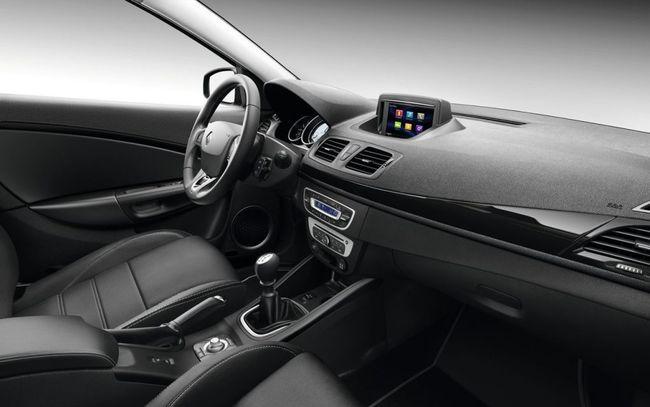 Renault Megane CC 2014 interior