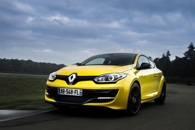 Renault Megane Coupe RS 2014 06