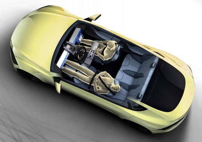 Rinspeed conducción autónoma 1
