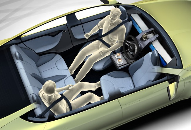 Rinspeed conducción autónoma 2