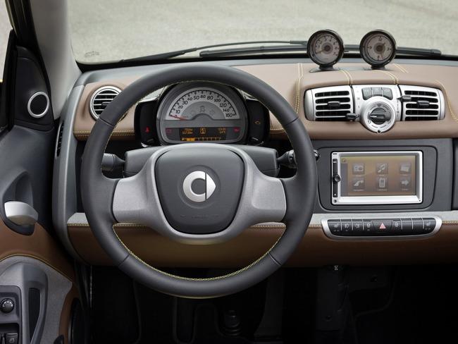 Smart Fortwo Bo Concept 15 interior