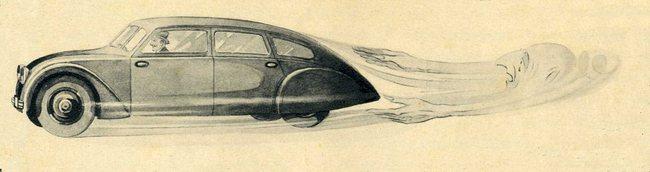 Tatra Aerodynamics 02