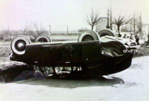 Tatra accidente