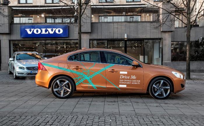 Volvo Drive Me 1