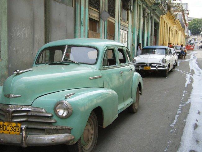 coches Cuba