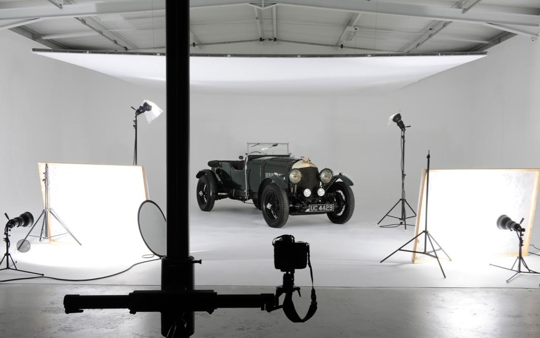 fotografia de coches