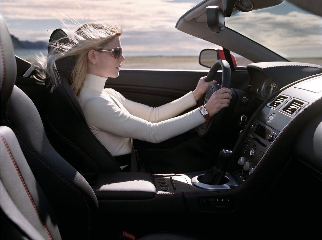 mujer motor