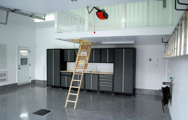 organizar un garaje 2