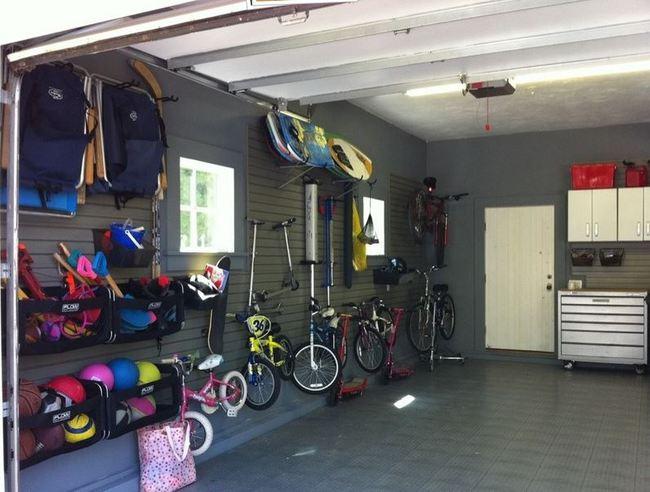 organizar un garaje 4
