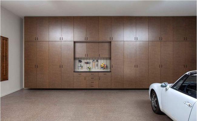 Ocho ideas para organizar un garaje for Muebles para garage