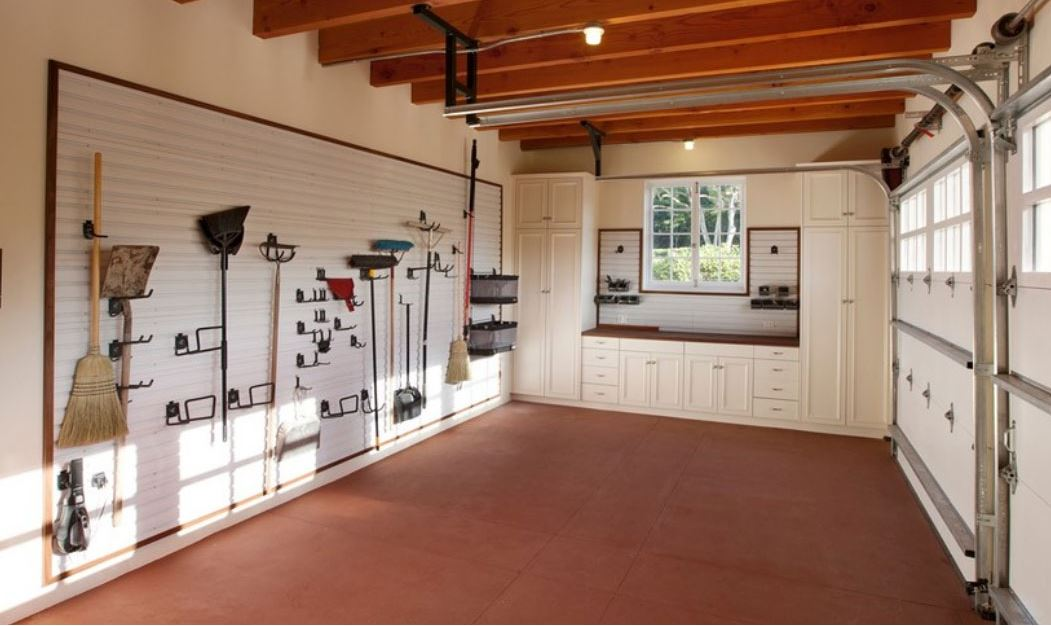 Ocho ideas para organizar un garaje for Garaje de ideas