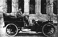 primer coche matriculado madrid