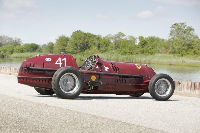 Alfa Romeo 8C- 35 Tipo Monoposto 1935 15