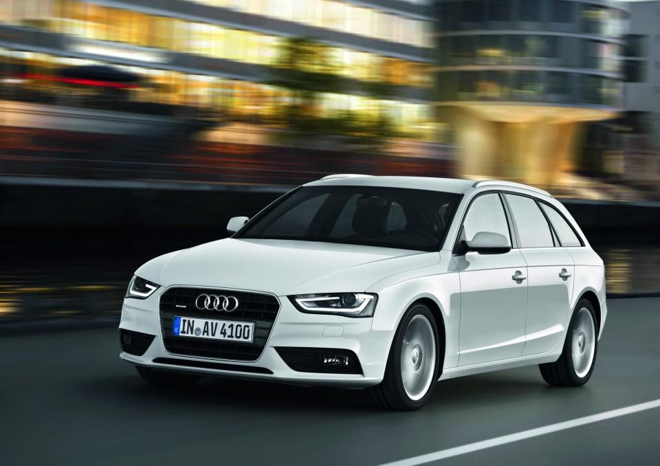 Audi A4 Avant 01