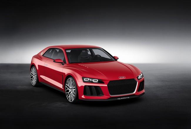 Audi Sport quattro laserlight concept 2014 00