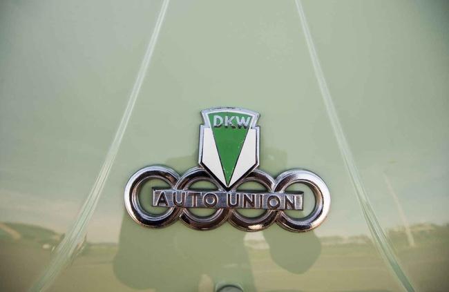 DKW Schnellaster Kastenwagen 1960 06