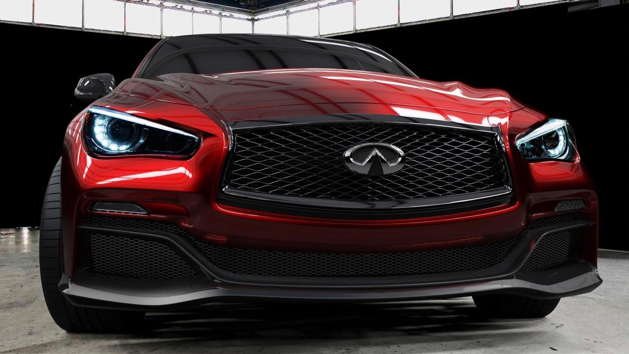 Infiniti Q50 Eau Rouge Concept 2014 10