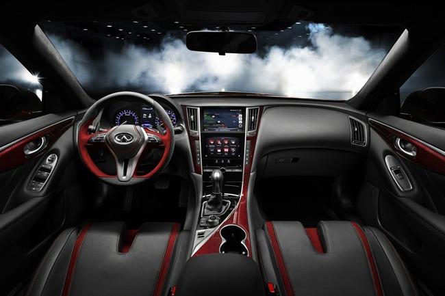Infiniti Q50 Eau Rouge Concept 2014 17