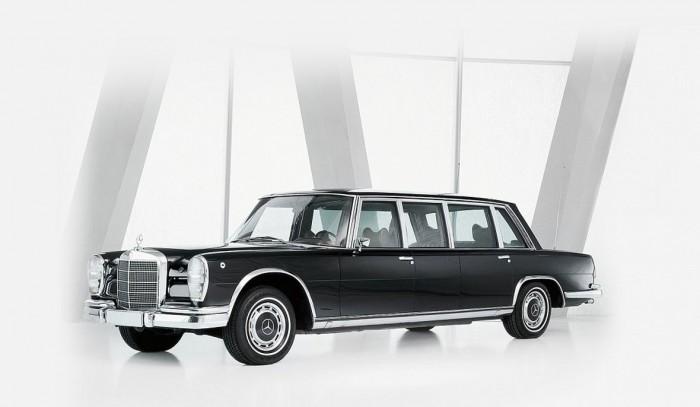 Mercedes-Benz 600 1963