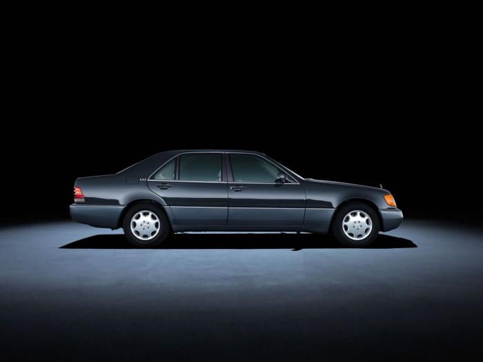 Mercedes-Benz 600 SEL 1991