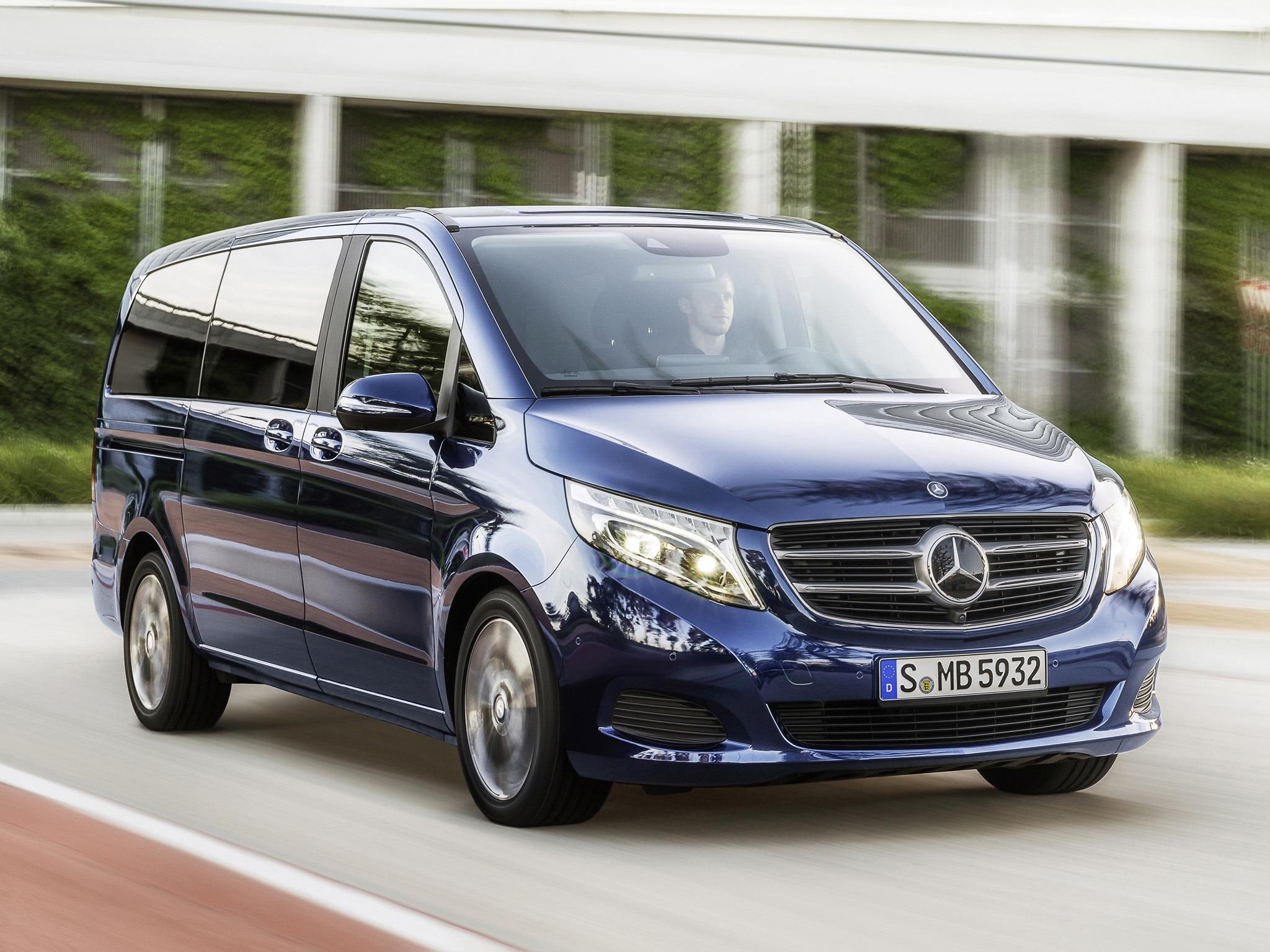 Souvent Nuevo Mercedes Clase V, el Viano se pasa al lujo LT75