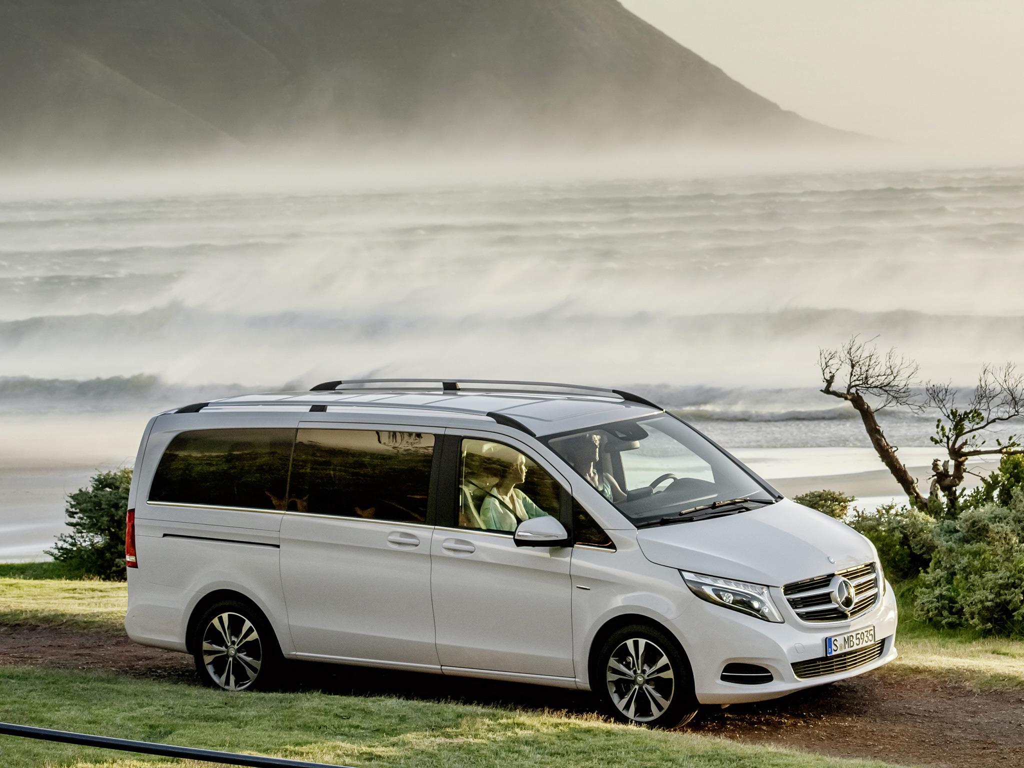 Nuevo Mercedes Clase V, el Viano se pasa al lujo