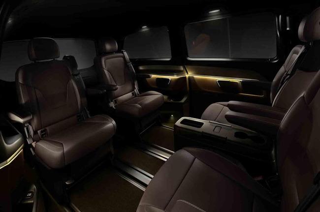 Mercedes Clase V 2014 interior 08