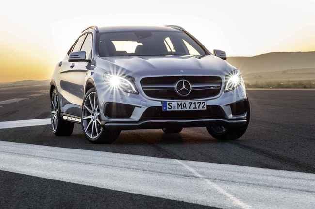 Mercedes GLA 45 AMG 2014 04