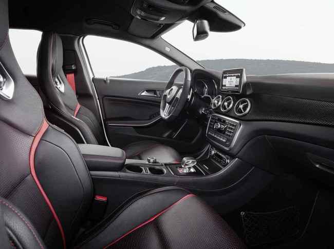 Mercedes GLA 45 AMG 2014 06