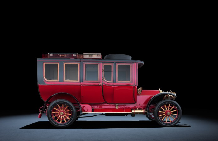 Mercedes-Simplex 60 PS 1904