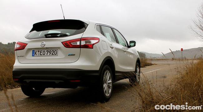 Nissan Qashaqi 2014 prueba 15