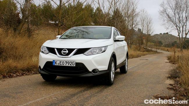 Nissan Qashaqi 2014 prueba 16