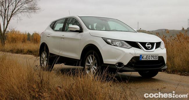 Nissan Qashaqi 2014 prueba 18