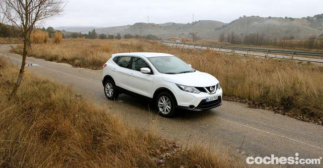 Nissan Qashaqi 2014 prueba 20