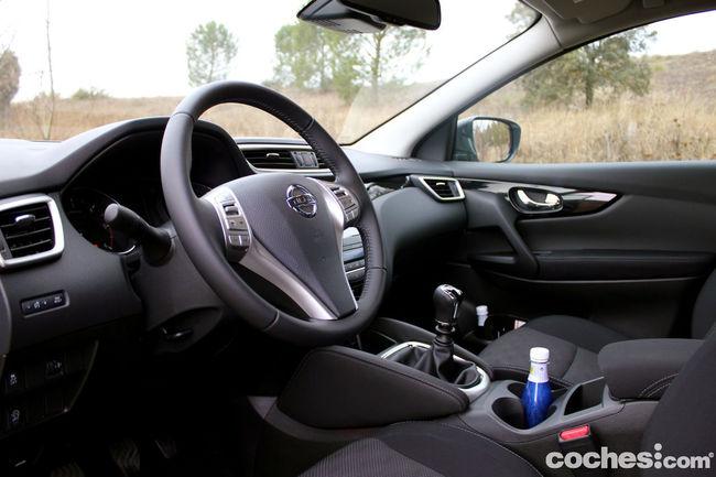 Nissan Qashaqi 2014 prueba 26