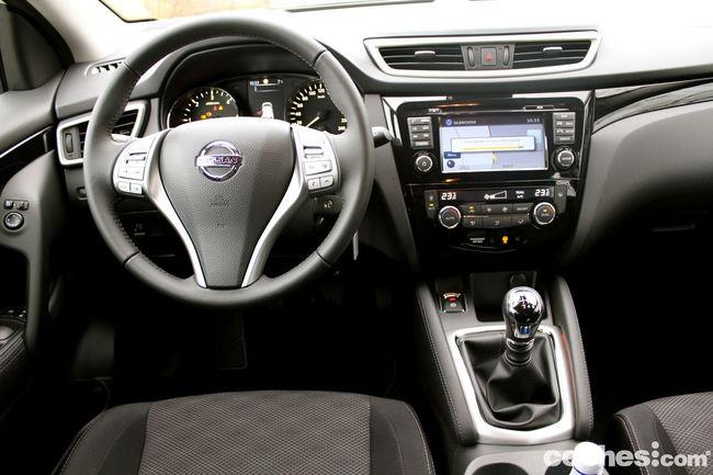 Nissan Qashaqi 2014 prueba 27