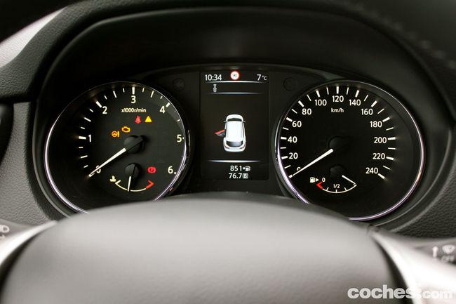 Nissan Qashaqi 2014 prueba 33