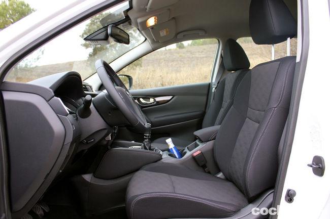 Nissan Qashaqi 2014 prueba 34
