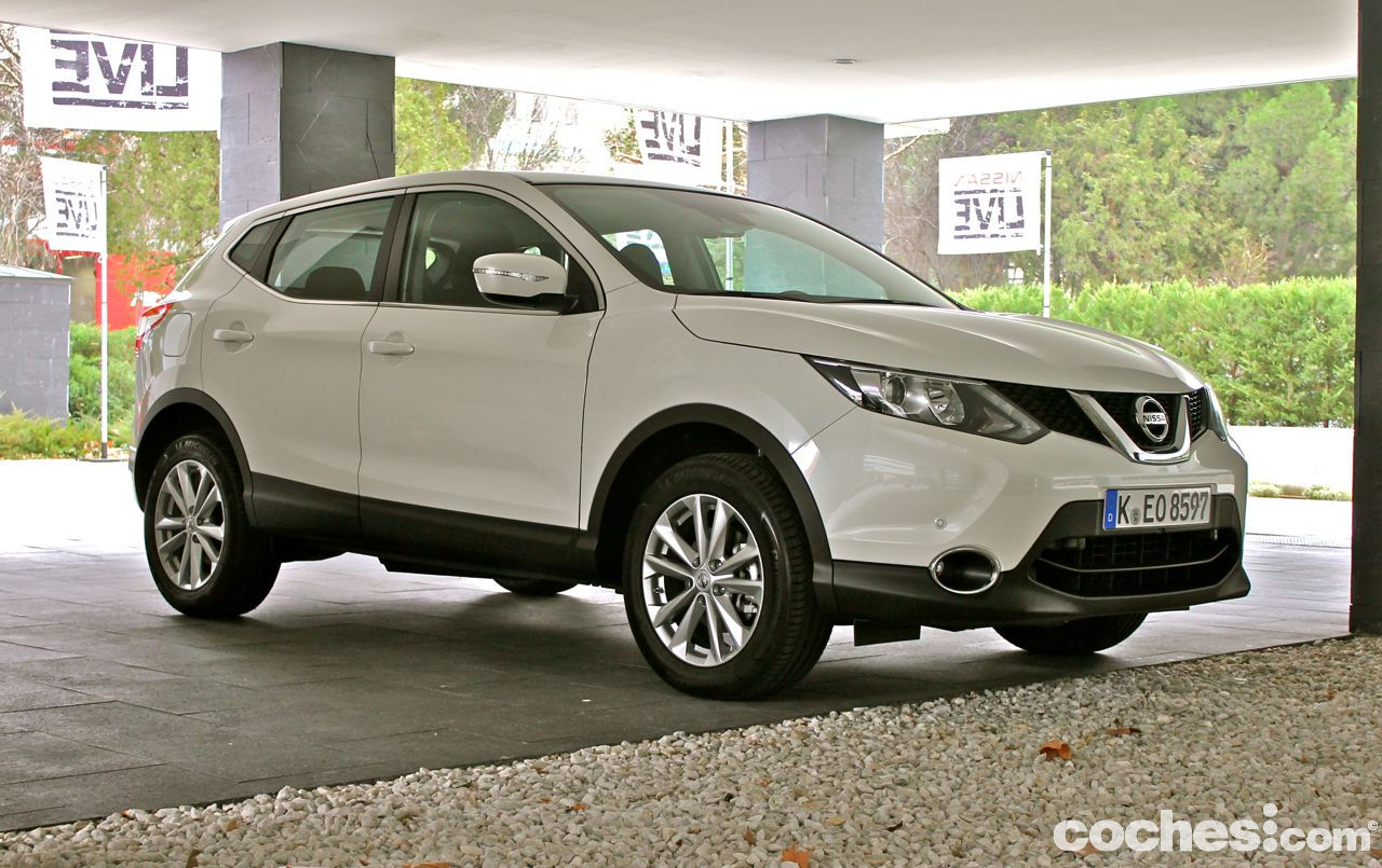 Nissan Qashaqi 2014 prueba 41