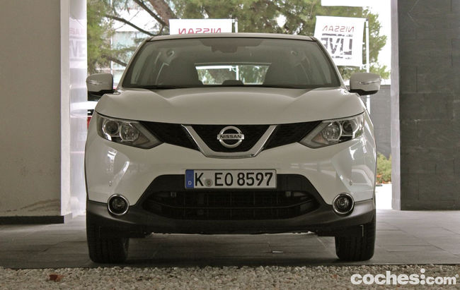 Nissan Qashaqi 2014 prueba 44