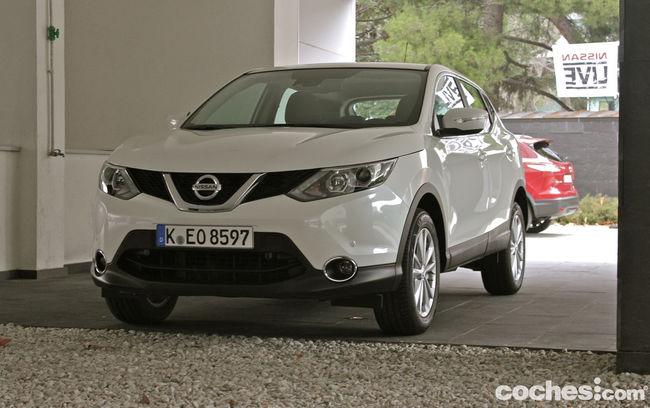 Nissan Qashaqi 2014 prueba 45