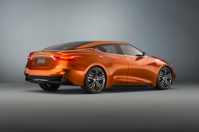 Nissan Sport Sedan Concept 2014 06