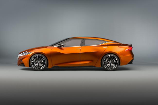 Nissan Sport Sedan Concept 2014 07