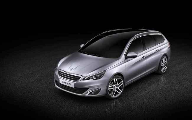 Peugeot 308 SW 2014 06