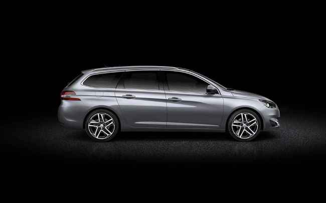 Peugeot 308 SW 2014 09