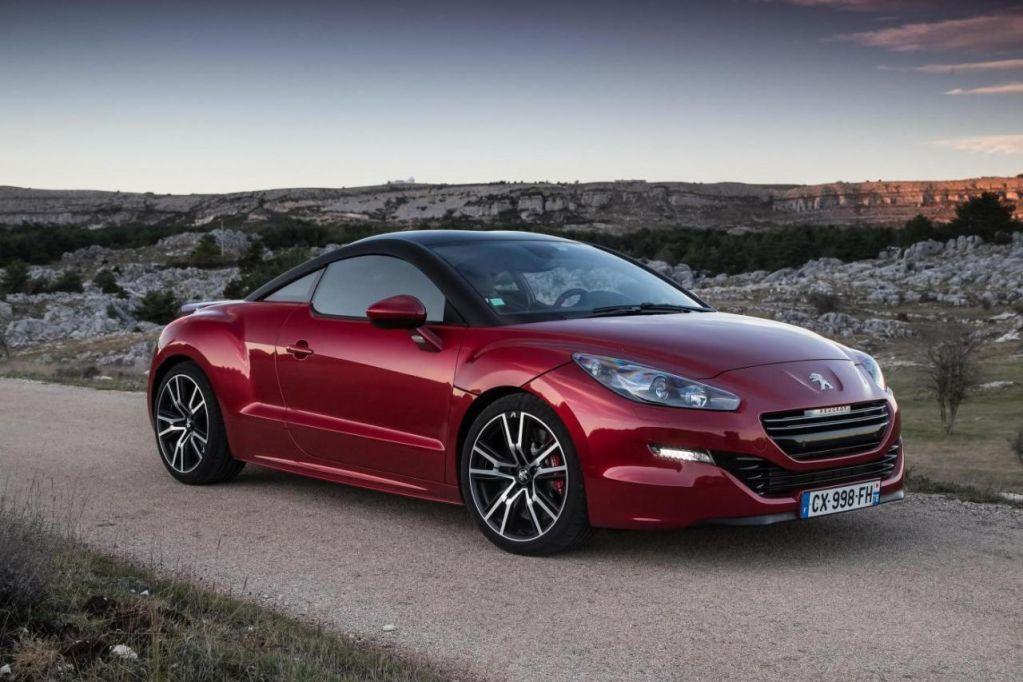 Peugeot RCZ R 2014 01