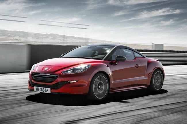 Peugeot RCZ R 2014 02