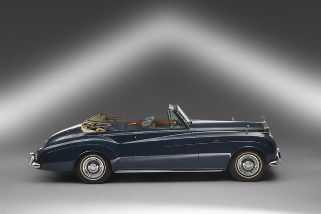 Rolls Royce Silver Cloud Cabriolet Mulliner 1952 02