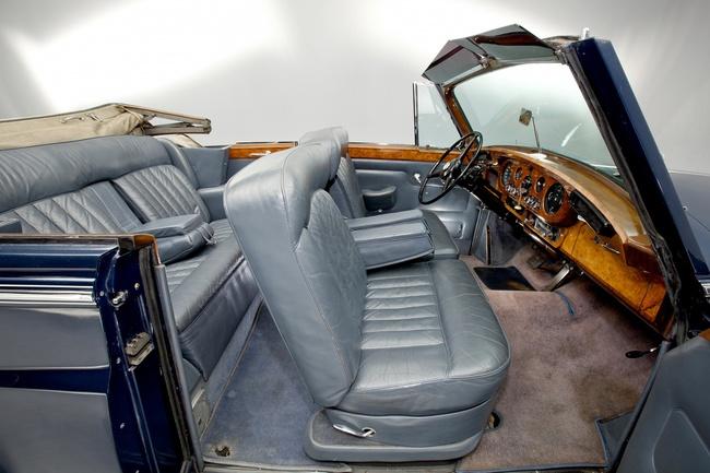 Rolls Royce Silver Cloud Cabriolet Mulliner 1952 04