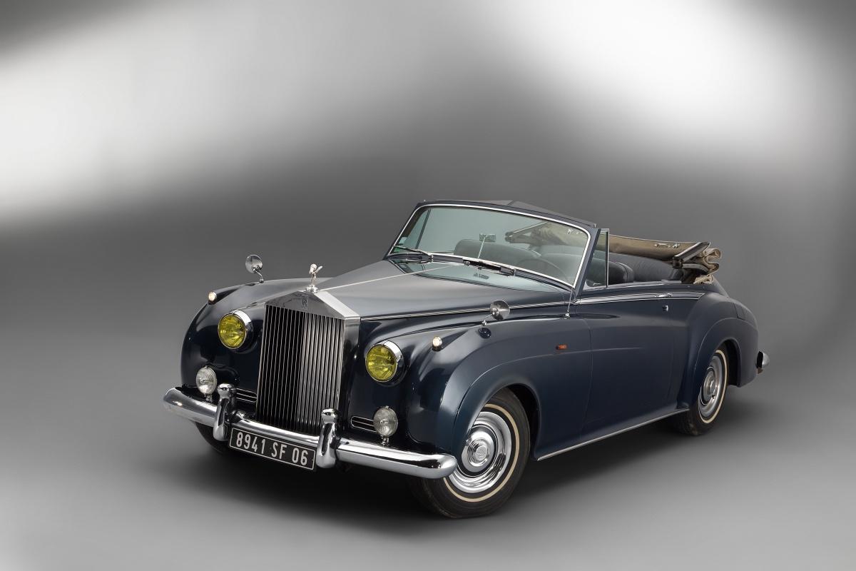 Rolls Royce Silver Cloud Cabriolet Mulliner 1952